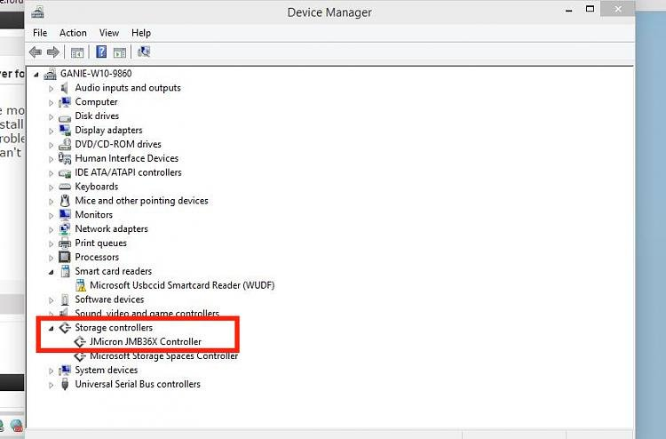 Jmicron Drivers Windows 10 - softnewsoftabc