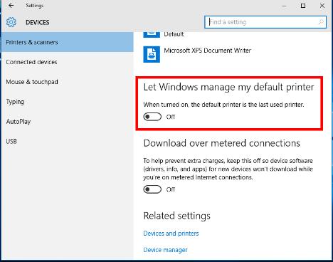 Windows 10 Printer Settings Solved - Windows 10 Forums