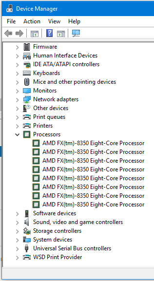 amd chipset drivers and windows 10