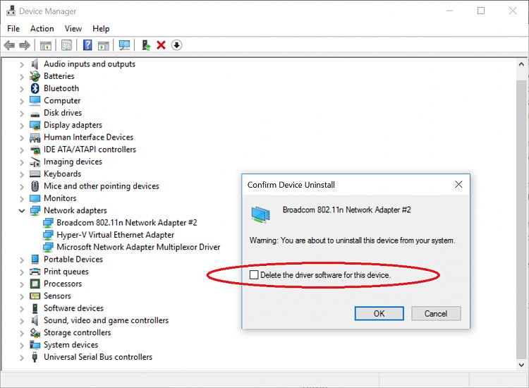 Windows 10 Has No Infcache 1 How Do I Delete The Driver Cache Solved Windows 10 Forums