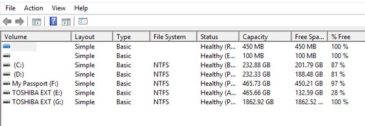 Windows 10 Anniversary update problems, not recognizing external hdd-externals.png