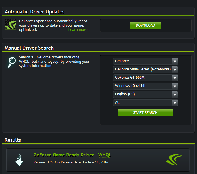 Can't buy DirectX 11 required games, have DirectX 12 installed