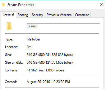 Click image for larger version.  Name:steam size.PNG Views:28 Size:9.6 KB ID:120583