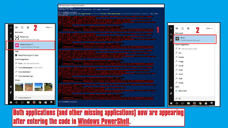 Windows 10 Applications and the Windows 10 Start Menu Solved