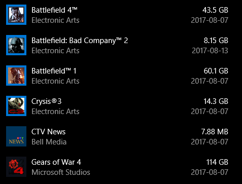 Game install sizes-games.png