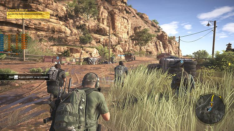 Click image for larger version.  Name:Tom Clancy's Ghost Recon  Wildlands Screenshot 2017.09.13 - 20.12.47.68.jpg Views:8 Size:796.9 KB ID:153239
