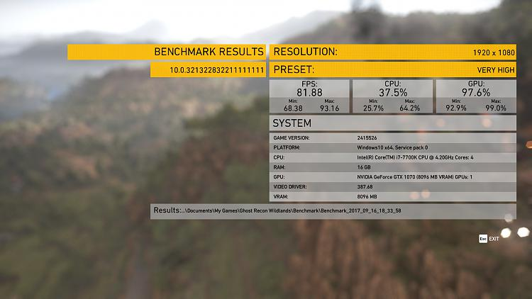 Click image for larger version.  Name:Tom Clancy's Ghost Recon  Wildlands Screenshot 2017.09.16 - 18.34.05.56.jpg Views:1 Size:135.6 KB ID:153686