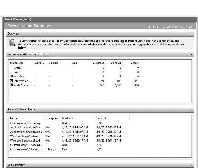 Click image for larger version.  Name:Error free log.JPG Views:0 Size:100.4 KB ID:184519