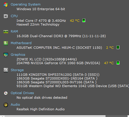 Low FPS / FPS Drops on some games when updated to latest os