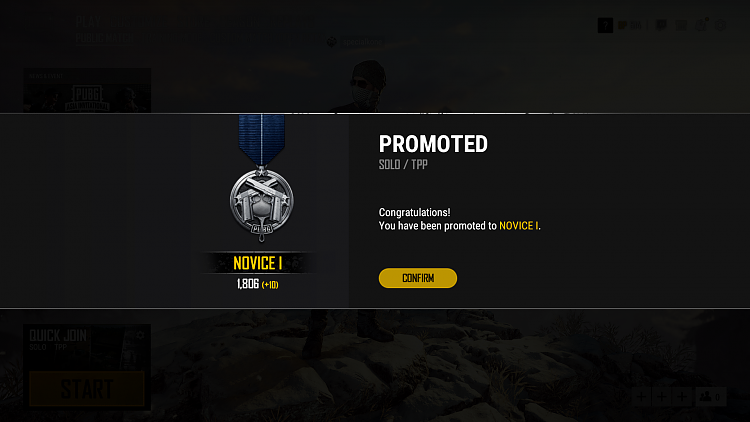Click image for larger version.  Name:PLAYERUNKNOWN'S BATTLEGROUNDS Screenshot 2019.01.09 - 00.23.24.42.png Views:0 Size:836.5 KB ID:220268
