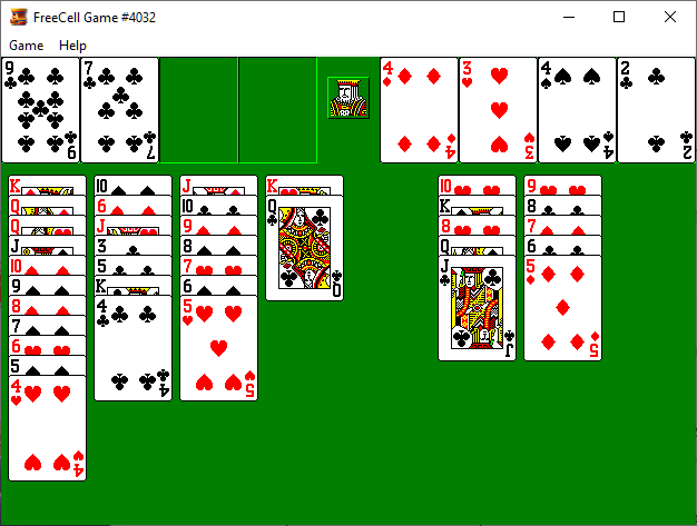 Freecell windows download games xp FreeCell
