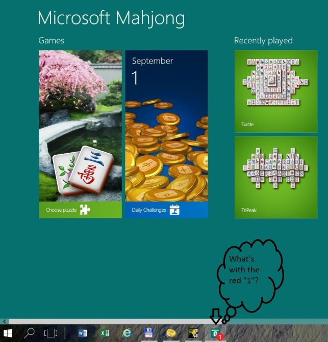 Click image for larger version.  Name:win10 microsoft mahjong icon anomaly.jpg Views:3 Size:57.4 KB ID:38247