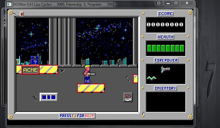 Playing Old Dos Games - Windows 10 Forums