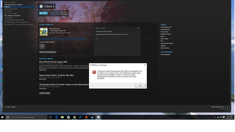 Fallout4 and Deadspace3 will not start-steamfail1.png