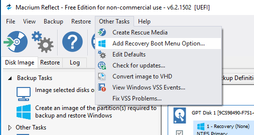 Click image for larger version.  Name:recovery-boot-menu-option.PNG Views:13 Size:24.8 KB ID:100876