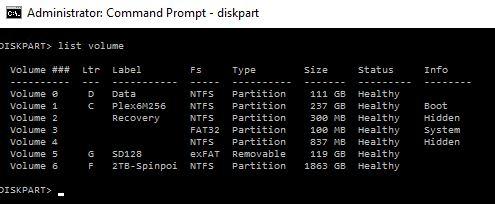 Click image for larger version.  Name:diskpart-vol.jpg Views:18 Size:29.5 KB ID:102584