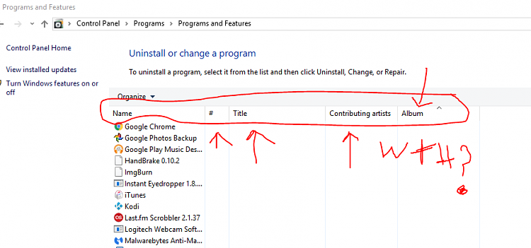 Uninstall or Change Program strange issue with categories from Music-huh.png