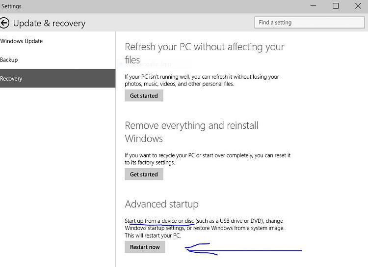 Win 10 installed on separate hard drive changes win 7-recovery.jpg