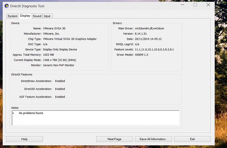 W10 / DirectX 12 / 3d support - Windows 10 Forums
