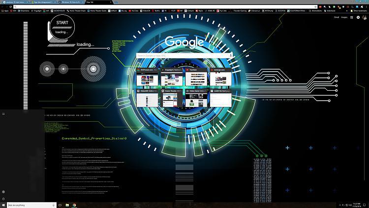 Click image for larger version.  Name:start menu gone.jpg Views:13 Size:671.5 KB ID:111286