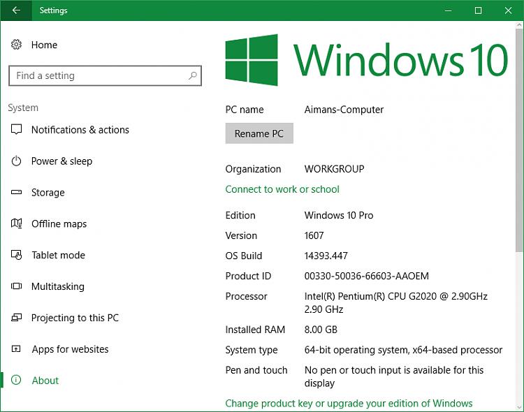 windows 10 print screen key not working