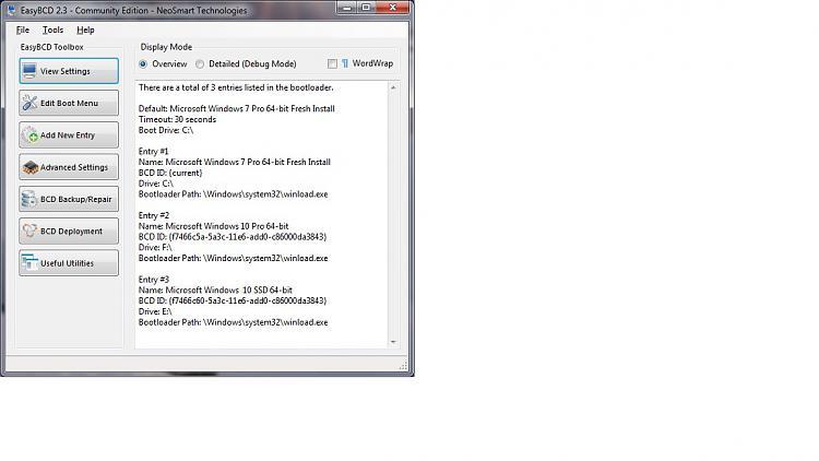 Booting/Fixing Windows 10 Disk  - Windows 10 Forums