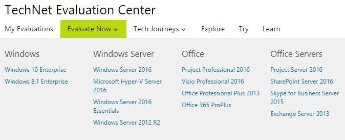 Windows 10 Certification - I need access to Windows 10 / tools / lab-evals.jpg