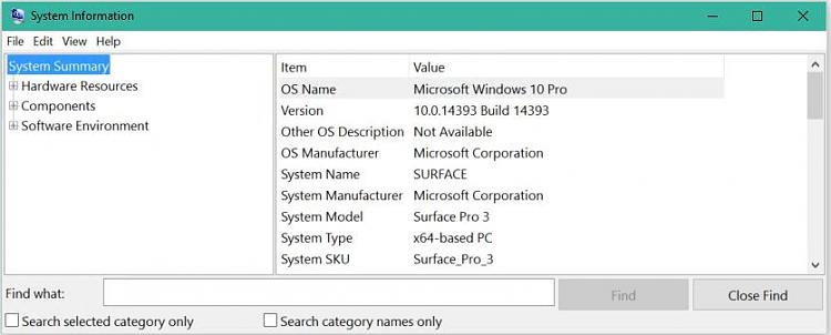 Surface Tablet- Win10 - Windows 10 Forums