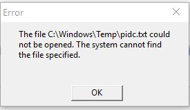 Click image for larger version.  Name:Comodo possible error.JPG Views:17 Size:15.0 KB ID:114616
