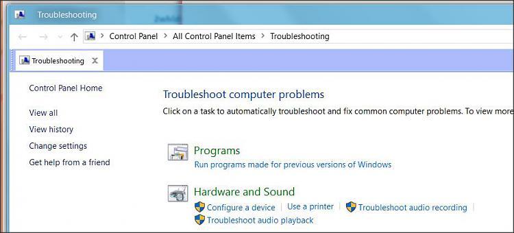WIN 10 Volume control - Windows 10 Forums