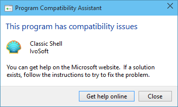 Click image for larger version.  Name:b9926 Classic Shell Compatibility 02.png Views:84 Size:10.3 KB ID:12190