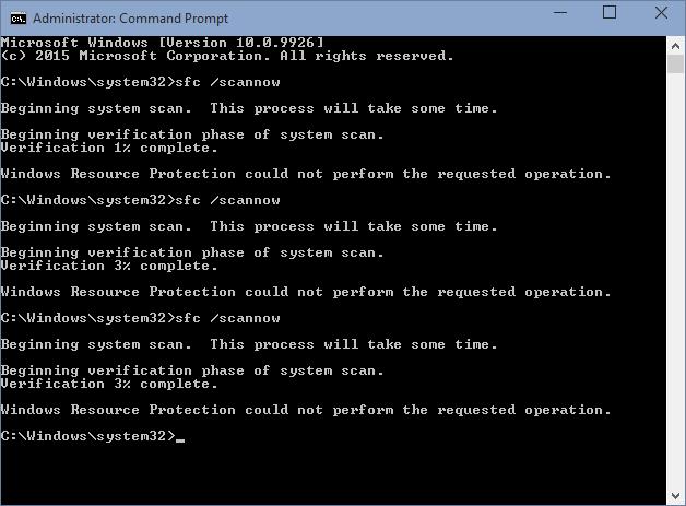 Windows 10 bugs-w10tp-b9926-sfc.png