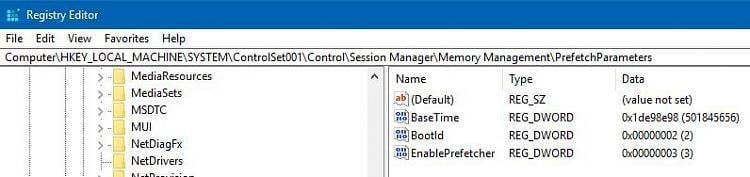 windows 7 superfetch configure