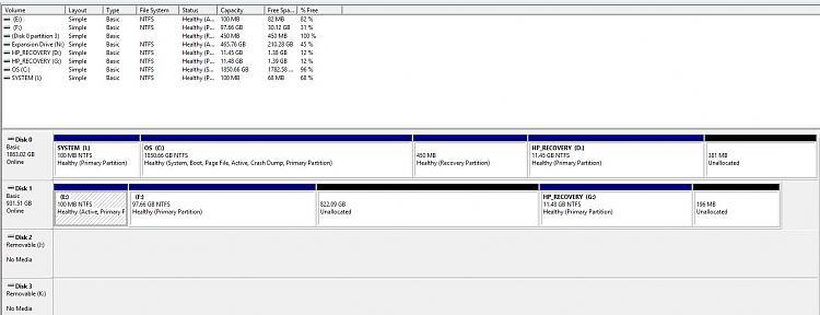windows 8.1 bootmgr is missing