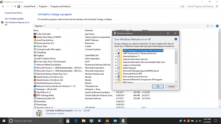 """""""IIS admin service"""" fails to appear in the list, - Windows 10 Forums"""