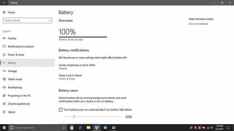 Lenovo Ideapad 300 Battery Issue - Windows 10 Forums