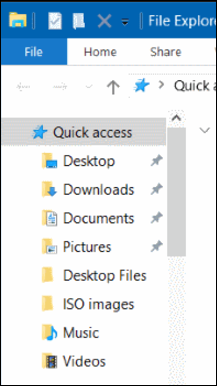 Click image for larger version.  Name:Quick access folders.PNG Views:24 Size:49.8 KB ID:134264