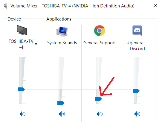 Is there a way to disable per app volume control? - Windows