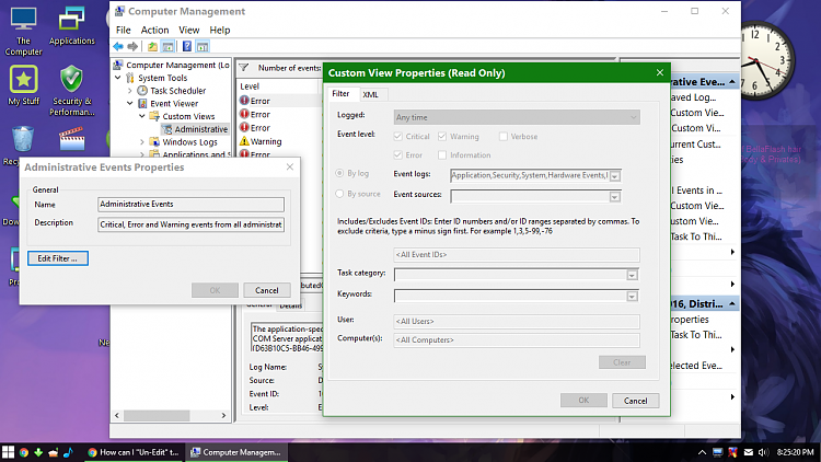 Click image for larger version.  Name:Event Viewer.png Views:5 Size:324.4 KB ID:138609