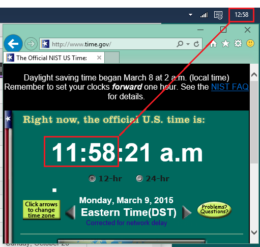 Windows 10 bugs-dst-wrong-.png