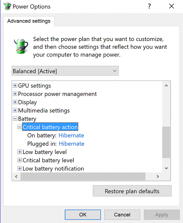 Problems with Instantly Resuming from Sleep Solved - Windows 10 Forums