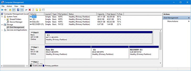 Click image for larger version.  Name:Disk Management.png Views:1 Size:31.6 KB ID:145196