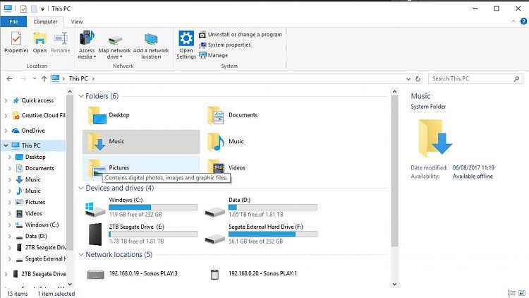 Two Music Folders same content-screenshot-repeat-folders.jpg
