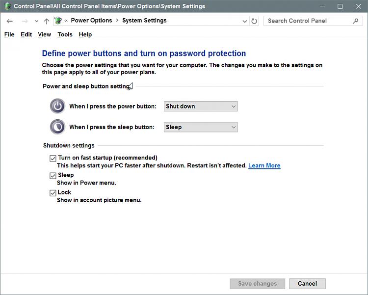 How do I enable Hibernate in Windows 10 Pro version on my