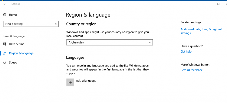Region Resetting Not Working Windows Forums - When time change in usa
