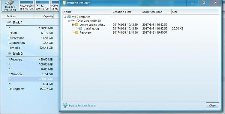 Click image for larger version.  Name:Disk 2 P5 Recovery.jpg Views:2 Size:74.1 KB ID:151528