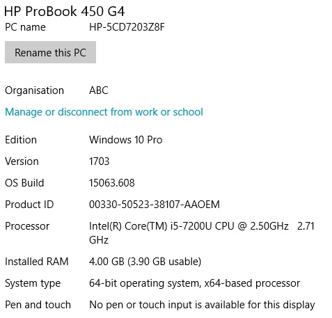 Click image for larger version.  Name:Laptop Details.jpg Views:49 Size:50.0 KB ID:154926