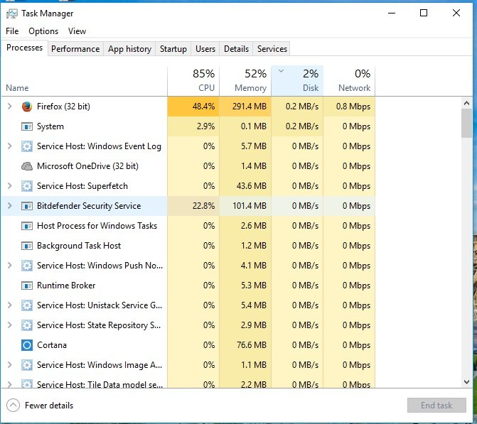 laptop freezing when streaming + High Disk and CPU-taskmanager.jpg
