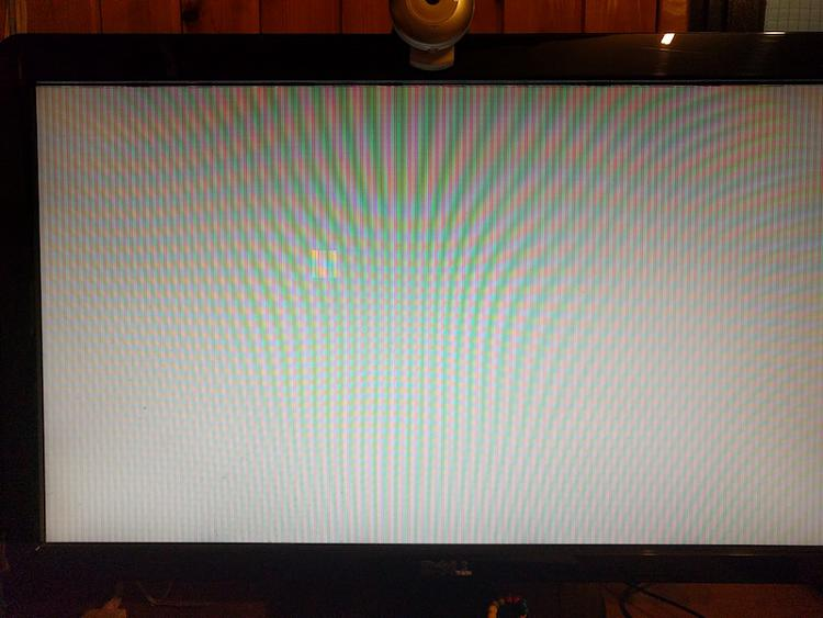 Blank screen after awakening from standby in Windows and