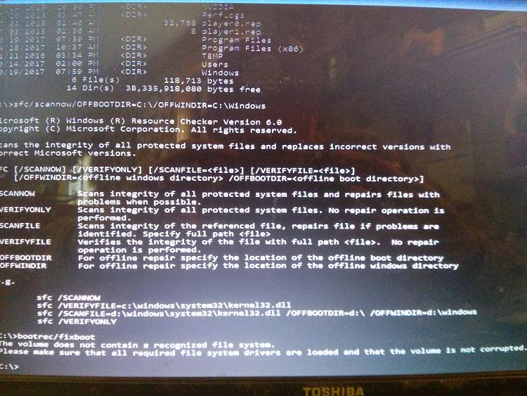 Win 10 will not load  Completely stuck - Page 4 - Windows 10